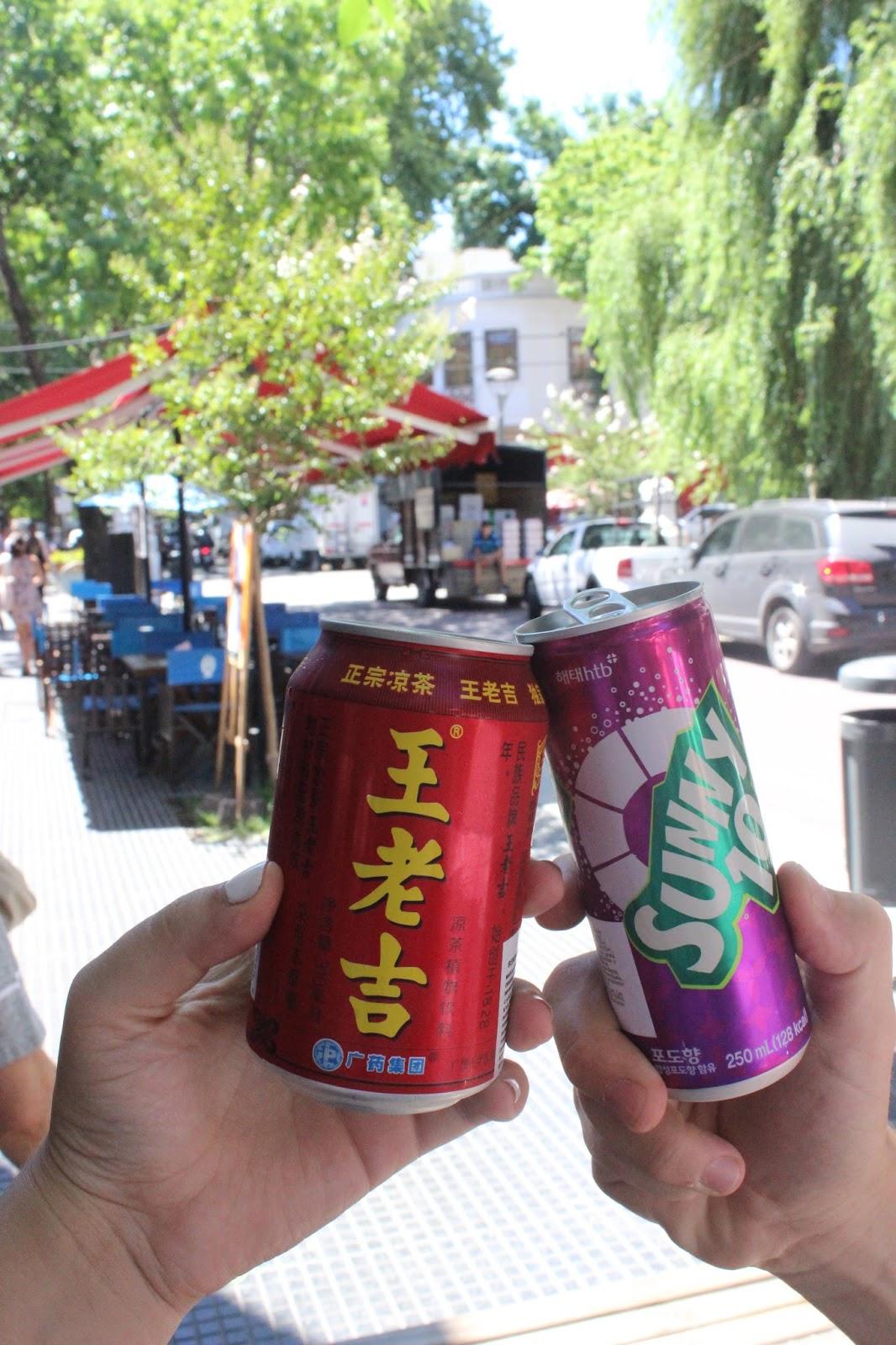 bebidas barrio chino