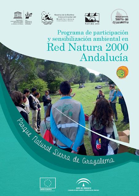 Programa de participación y sensibilización ambiental en Red Natura 2000 - Parque Natural Sierra de Grazalema