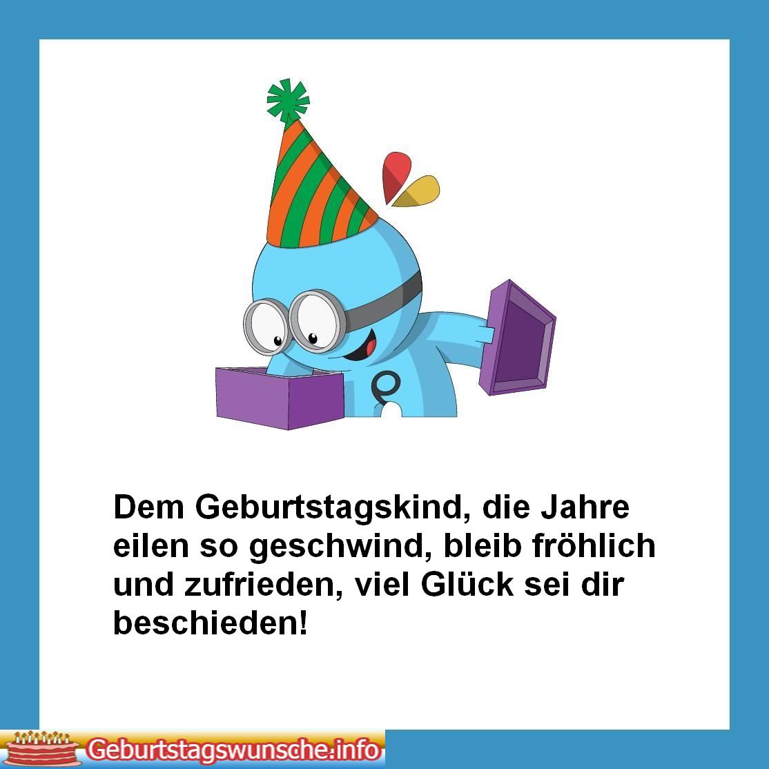 Geburtstagssprüche Für SMS