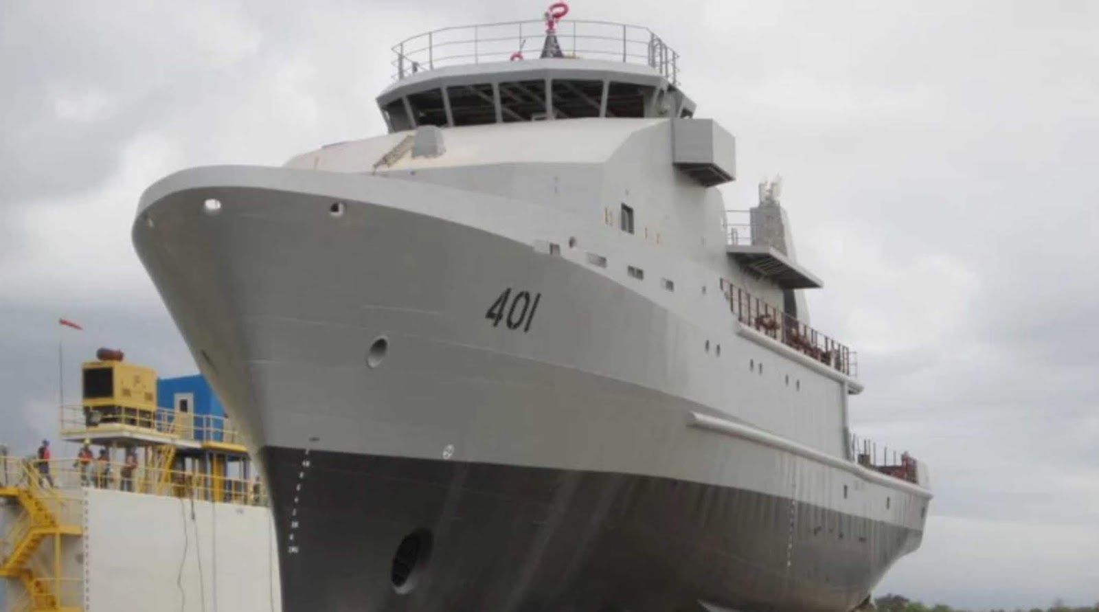 Angkatan Laut AS akan mempercepat penciptaan kendaraan permukaan tak berawak besar