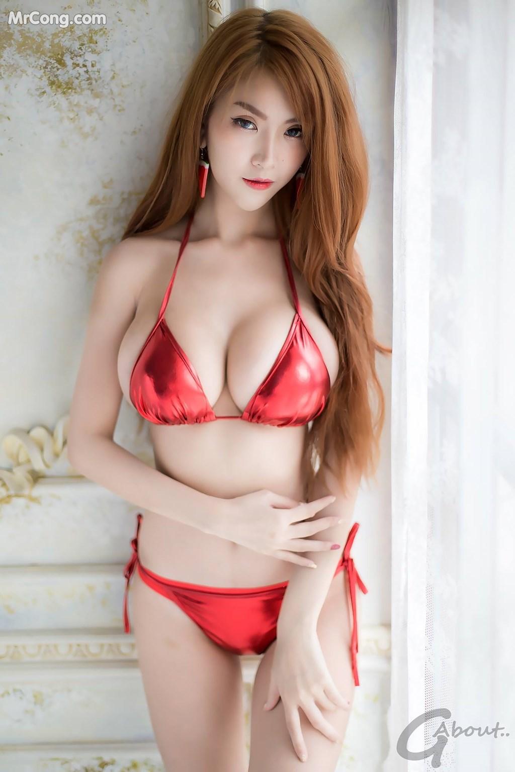 Image Thai-Model-No.482-Alisa-Rattanachawangkul-MrCong.com-009 in post Thai Model No.482: Người mẫu Alisa Rattanachawangkul (9 ảnh)