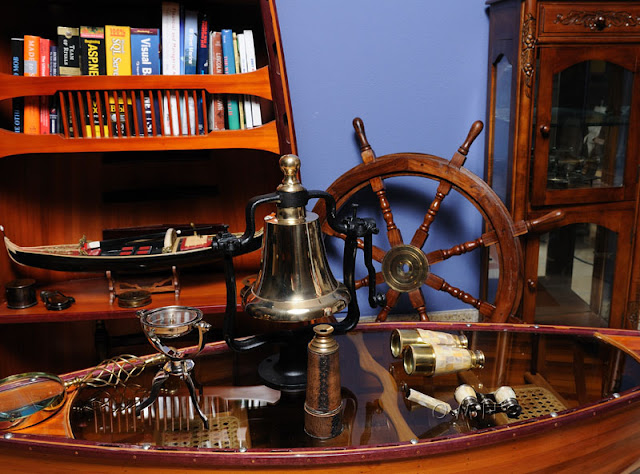 Decorative Ship Wheel Pirates Helm