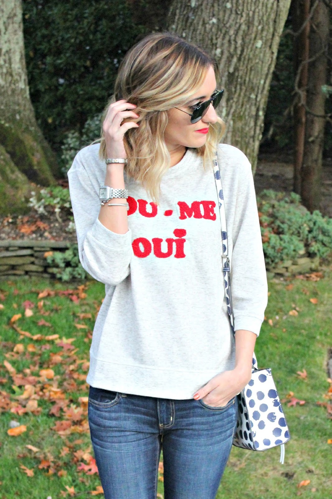 zoe karssen graphic sweatshirt