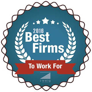 "Garver Named #1 ""Best Firm to Work For"""