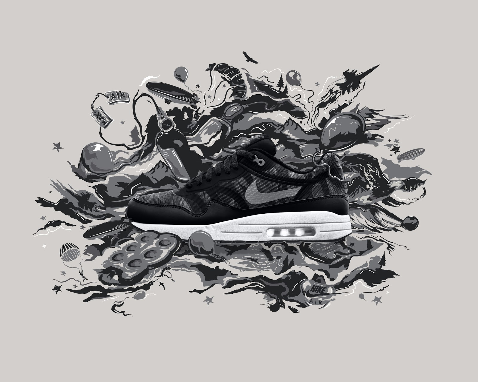 reputable site 05d96 b53c9 Nike presents the Air Max Premium Tape Collection.