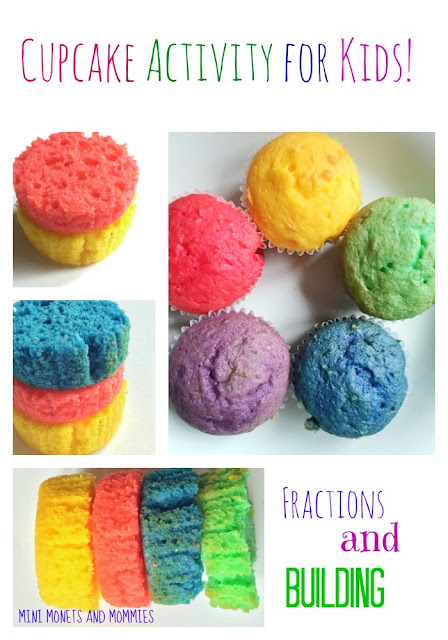 Kids' cupcakes
