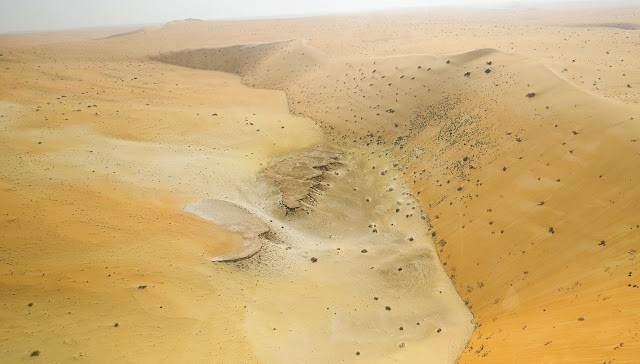 Palaeodeserts project finds more evidence of green events on Arabian Peninsula