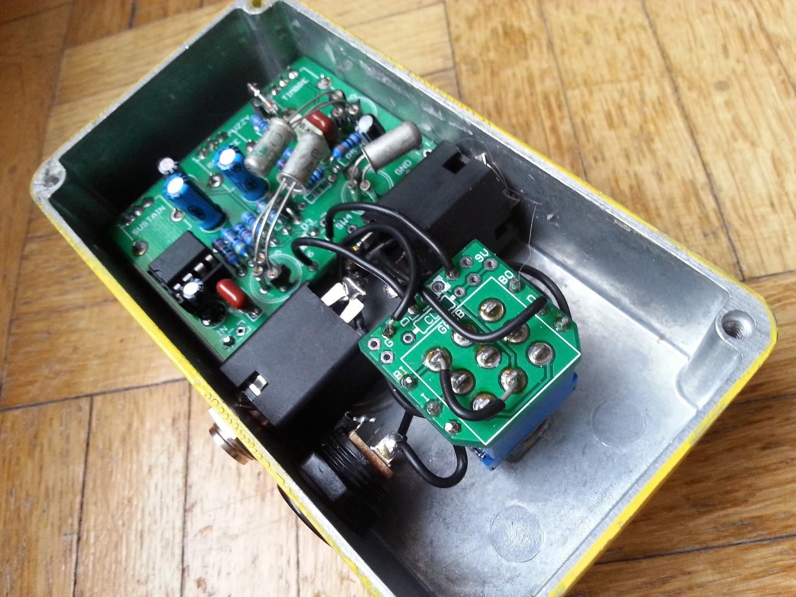 DIY Guitar Pedal Blog