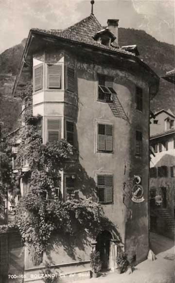 Ca de Bezzi di Bolzano