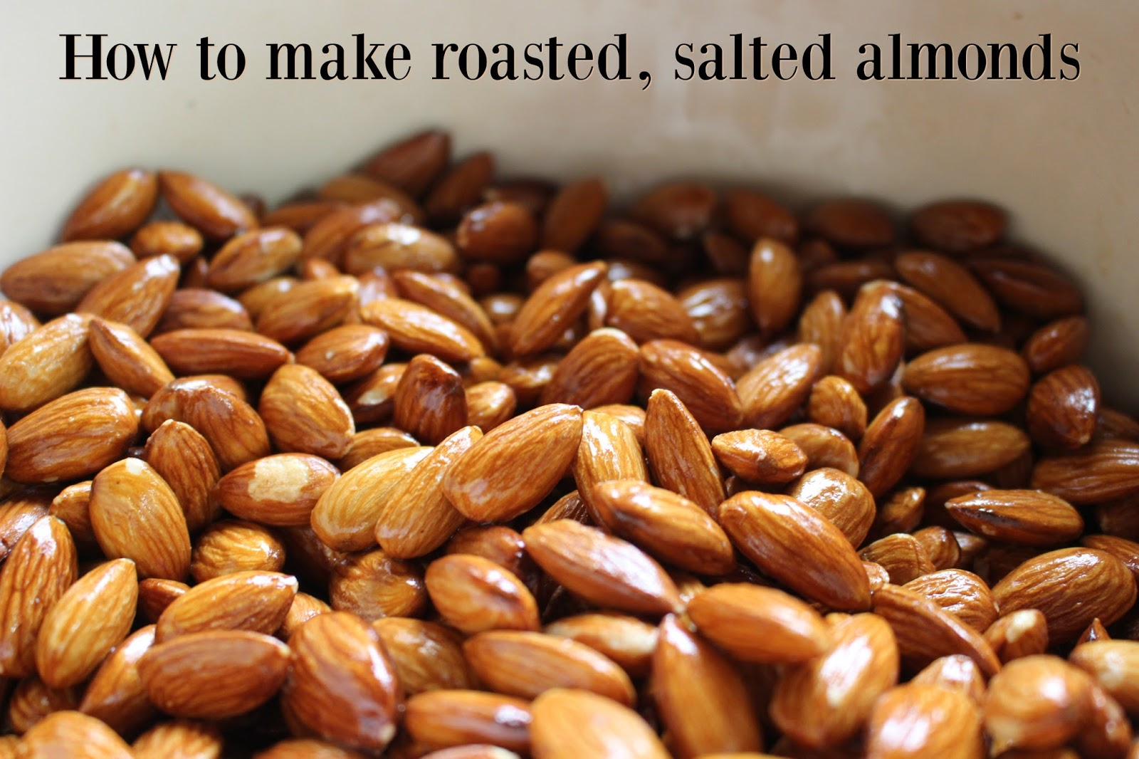 Buy Roasted Salted Almonds in Bulk at Mount Hope Wholesale