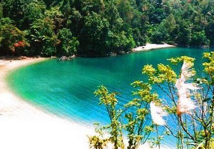 Wisata Danau Poso Tentena - Poso, Sulawesi Tengah ...