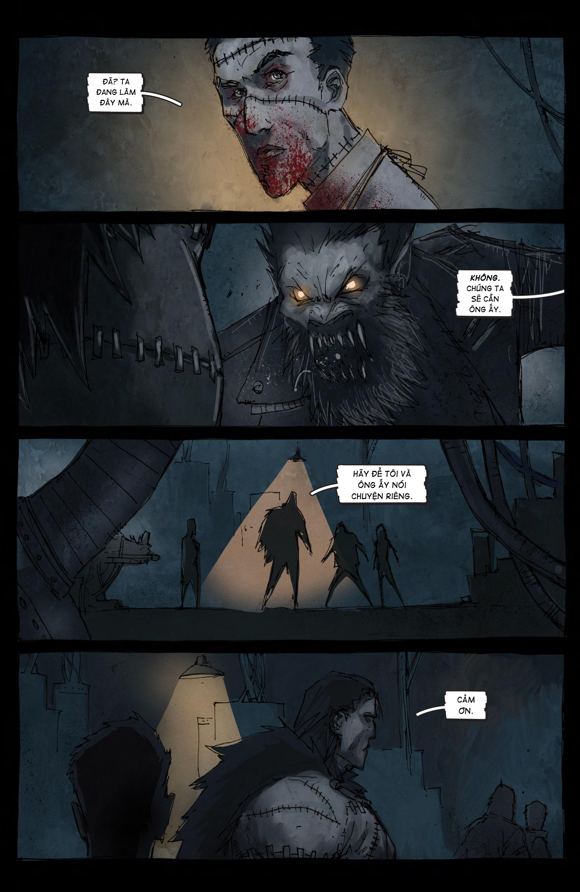 Broken Moon chương 3 trang 23