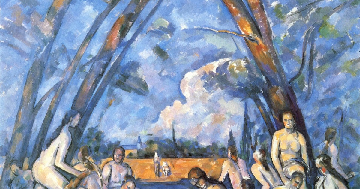 Christopher Volpe S Art Blog Cezanne S Magnificent
