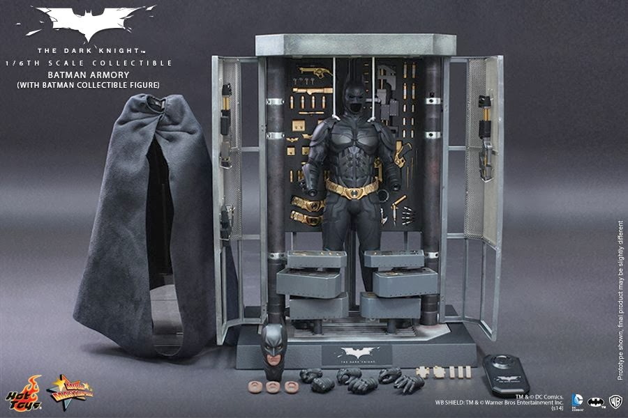 hot toys batman figurine comics bd bande-dessinée