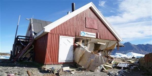 Γροιλανδία: Κατολίσθηση σήκωσε τερατώδες τσουνάμι 100 μέτρων