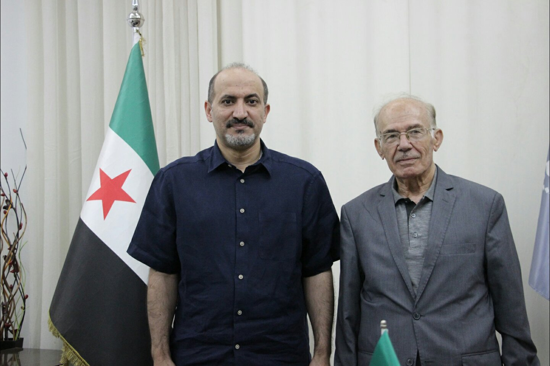حتي انجاز الحل السياسي في سورية تيار الغد والوطنية لقوي التغيير الديموقراطي يطالبان باستئناف المفاوضات السياسية دون شروط