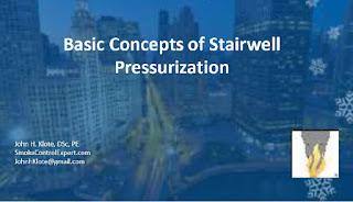 stairwell,stailcase pressurization,ashrae,nfpa,ibc
