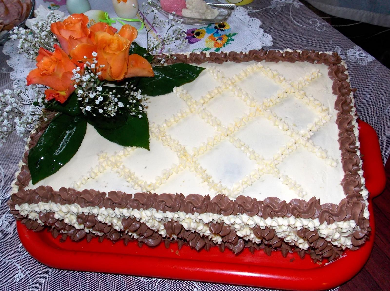 Gotowanie Jest łatwe Tort Urodzinowy