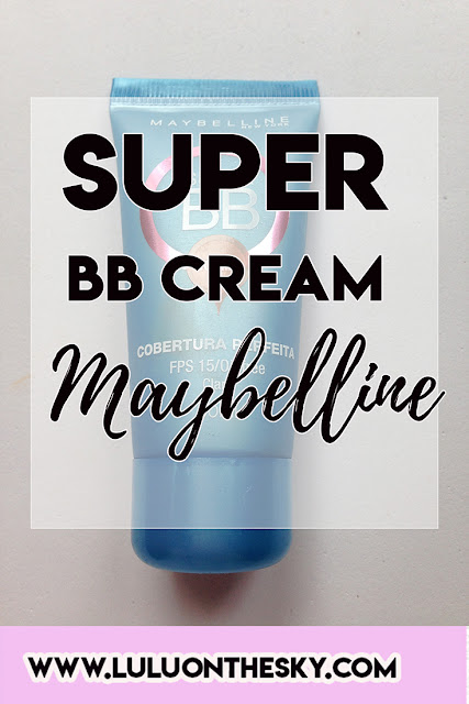 Super BB Cream 10 em 1 Maybelline