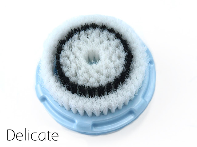 Clarisonic Brush Heads: Review and Comparison Delicate