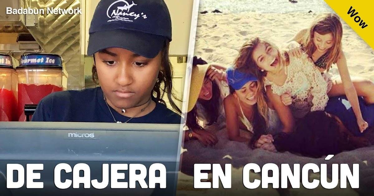diferencias verano vacaciones hijas epn obama lujo fotos