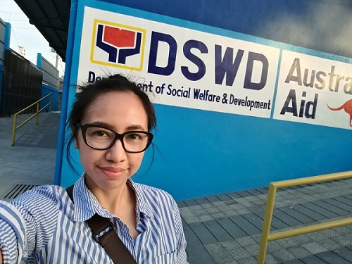 DSWD VOLUNTEER
