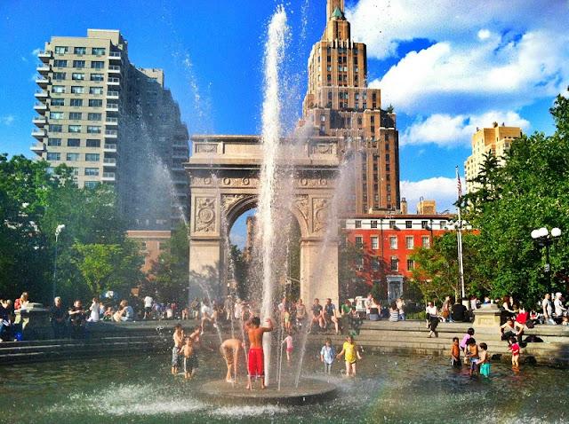 História do Washington Square Park