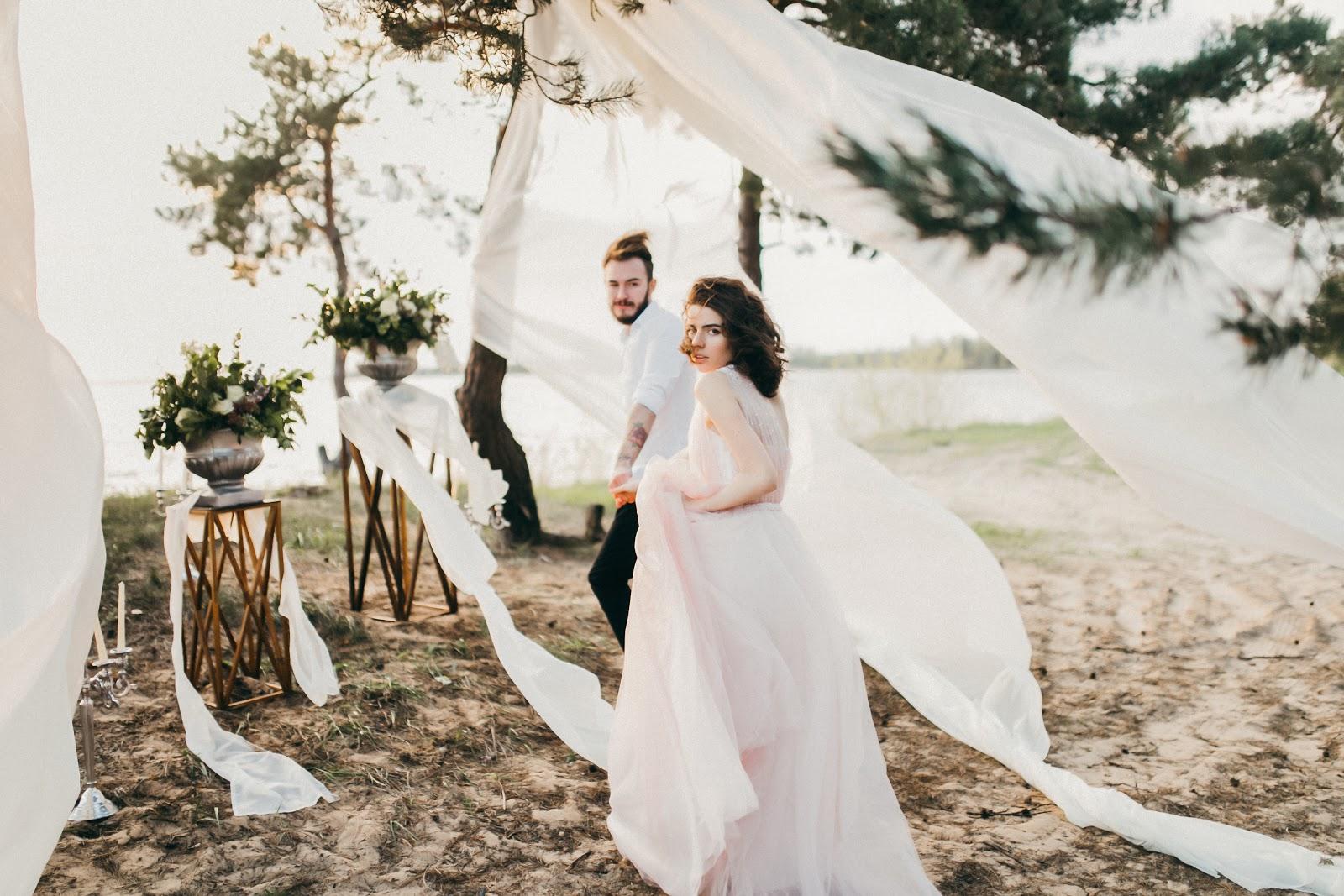 Protocolo para invitadas de boda