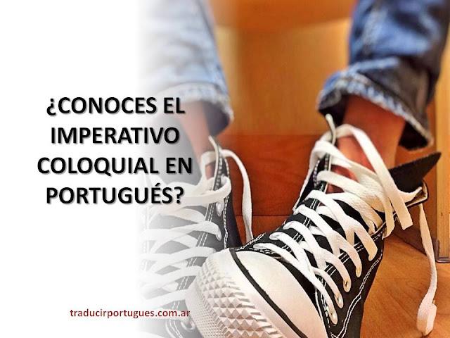 verbos, portugués, imperativo