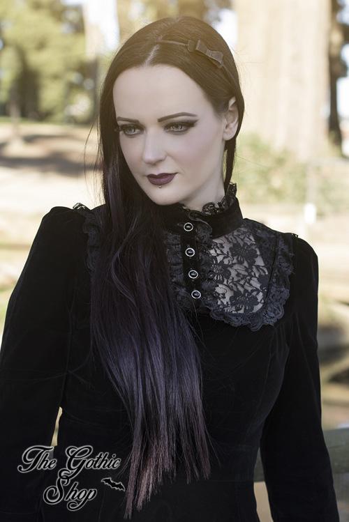 The Gothic Shop Blog: Nightshade Dress