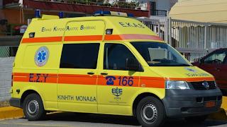 Φθιώτιδα: Τρίχρονο κoριτσάκι ξεψύχησε στο δρόμο για το νοσοκομείο