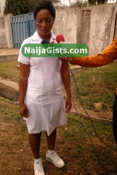 fake nurse arrested lagos nigeria