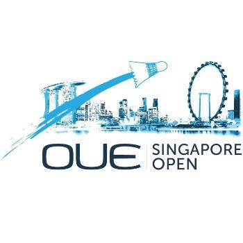 Jadwal dan Hasil Pertandingan Final OUE Singapore Open Super Series 2017 - Badminton Open - OUE Singapore Open Super Series 2017 Turnamen Bulutangkis Terbuka
