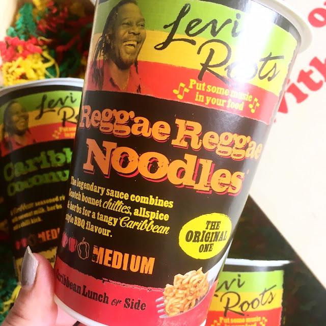 Levi Roots Reggae Reggae Noodles