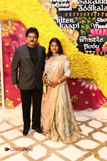 Radhika Daughter Rayane Mithun Sangeeth Ceremony Pictures 0005