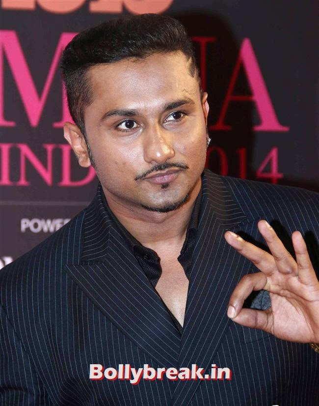 Yo Yo Honey Singh, Femina Miss India 2014
