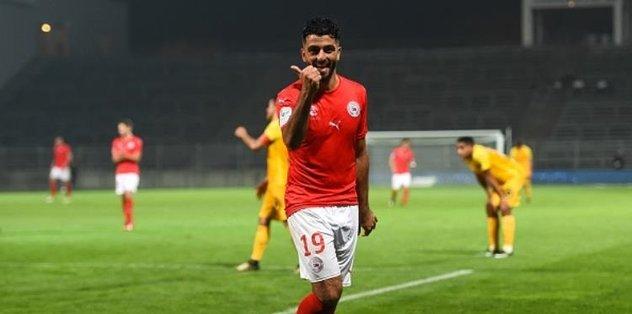 ''Kalbim Galatasaray için atıyor.''