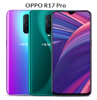 OPPO R17 Pro – SuperVOOC Flash Charge | 6.4-inches AMOLED Waterdrop Display | Qualcomm Snapdragon 710