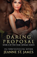 Daring Proposal by Jeanne St. James