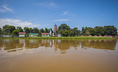 Obor Asian Games akan dibawa ke Pulau Kemaro, Sumatera Selatan