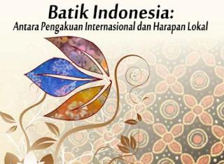 Puisi Tentang Hari Batik Budaya Bangsa