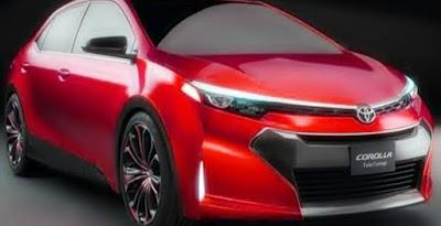 Toyota Corolla 2018, date de sortie et prix Rumeur