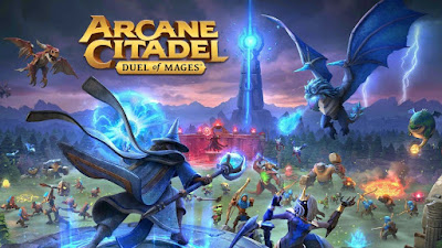 Arcane Citadel: Duel of Mages Apk for Android