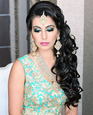Stylish-indian-bridal-hairstyles-that-looks-perfect-for-wedding-8