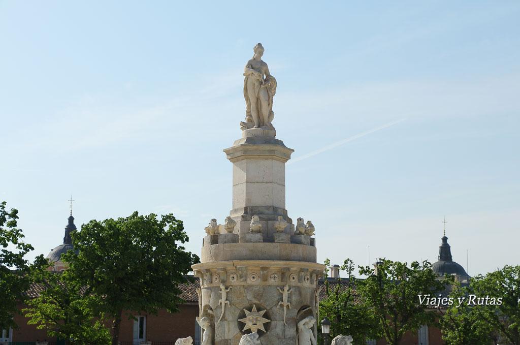 Fuente la Mariblanca, Aranjuez