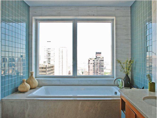Baño Vintage Moderno:ideas de baños que mezclan lo moderno con lo clásico