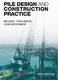 Pile Design and Construction Practice Book PDF by Michael Tomlinson & John Woodward