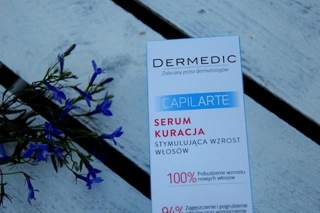 Serum stymulujące wzrost włosów DERMEDIC CAPILARTE