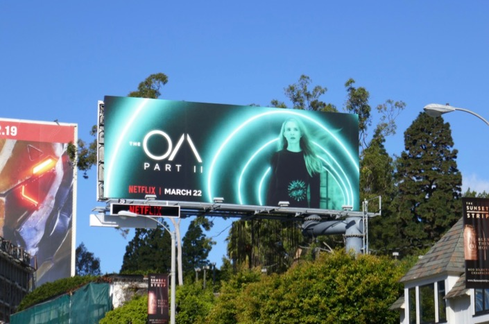 The OA Part II billboard