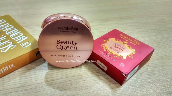 beauty queen two way cake
